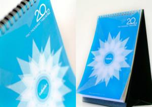 Desain Kalender meja pembuatan kalender di semarang dan jakarta