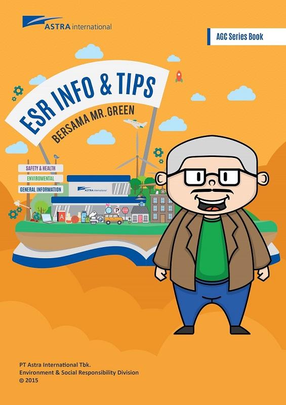 Buku Internal Perusahaan Astra International mengenai Environment