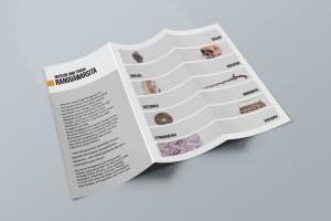Desain Brosur Museum Ranggawarsita-Semarang-Grey Brochure Mock-up 1