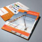 jasa desain company profile perusahaan konstruksi Buana Paksa mockup bp 1