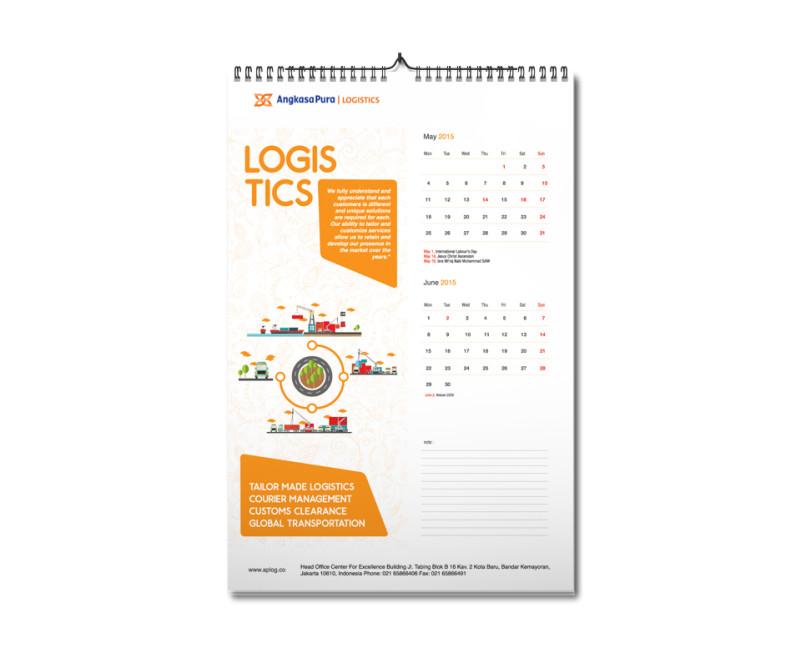 Desain Kalender Dua Bulanan: Buat Lebih Menarik - Graphic ...
