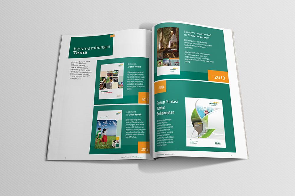 jasa pembuatan desain annual report
