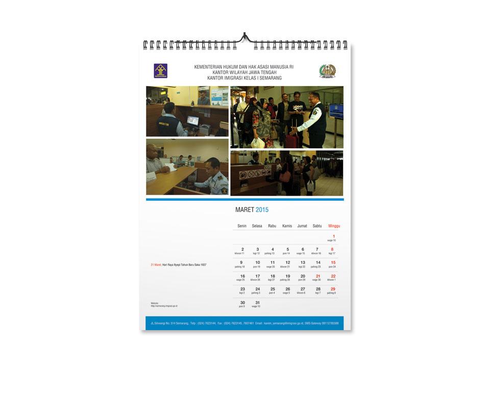 jasa-desain-kalender-pemerintah-kementrian-dirjen imigrasi semarang-Dinding4