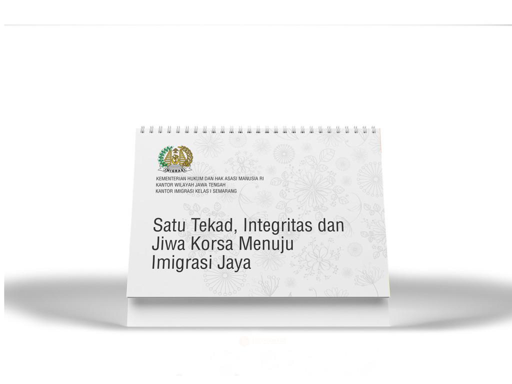 jasa desain kalender di jakarta