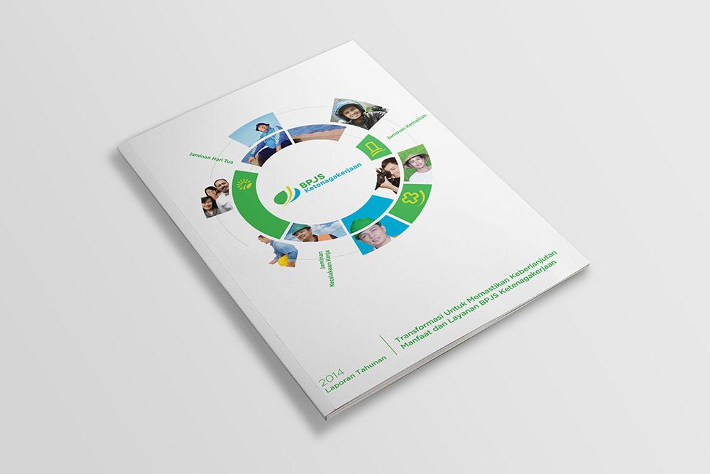 agency pembuatan annual report