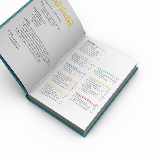 Annual Report Badan Usaha Jalan Tol (Buku Jasa Marga)