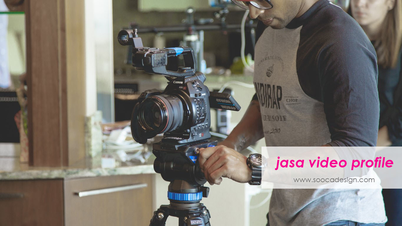 jasa pembuataan video company profile perusahaan jakarta semarang surabaya