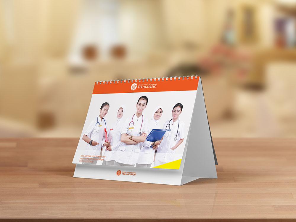 jasa pembuatan desain kalender perusahaan stikes tlogorejo 5