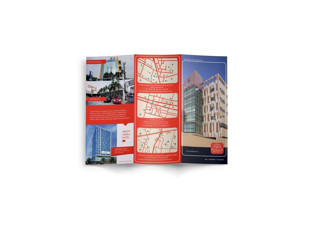 Jasa Pembuatan Desain Brosur Grand Sarila Hotel-2