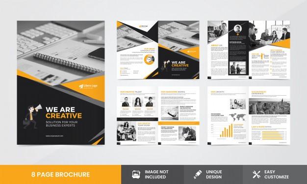 Company Profile Perusahaan Percetakan