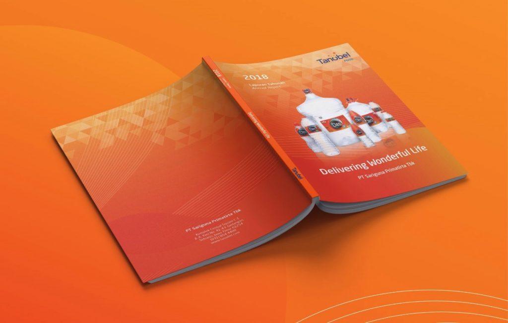Desain Annual Report