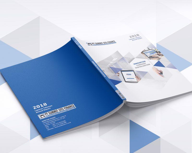 Annual Report PT Summit Oto Finance 2018