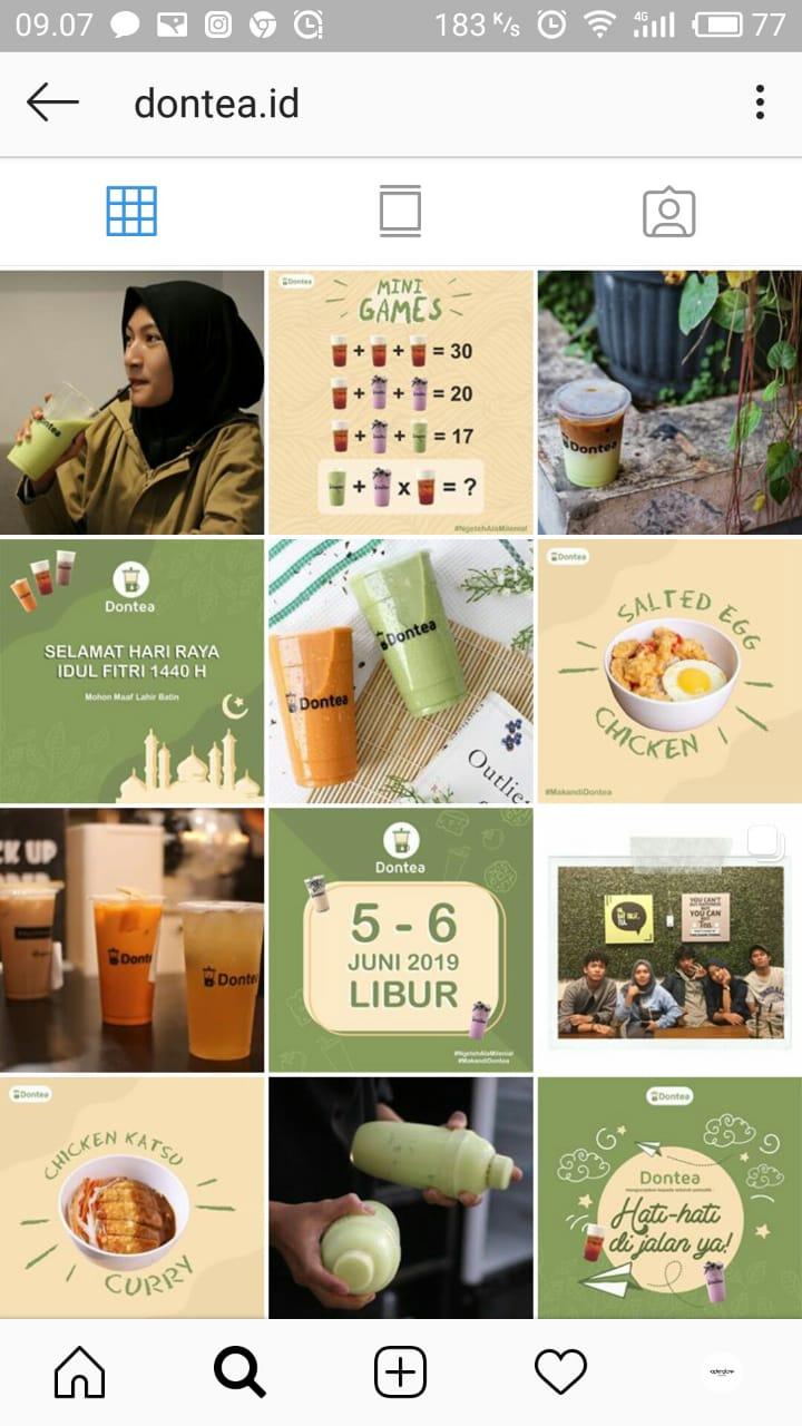 Menguntungkan Jasa Kelola Akun Instagram Restoran Dan Cafe Graphic Design Agency Indonesia Soocadesign