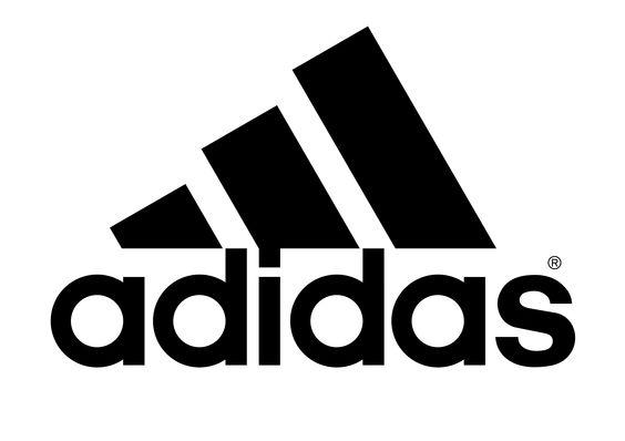 Desain logo perusahaan Adidas