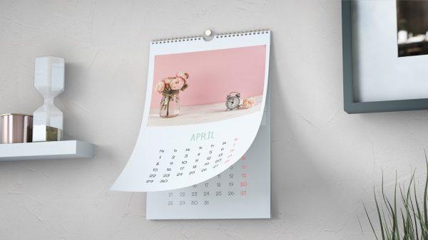 Jasa Desain Kalender Semarang Tahun 2020