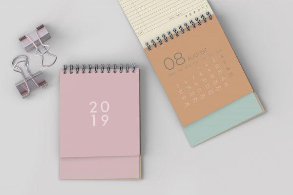 Segera Pesan Jasa Desain Kalender 2020 Untuk Perusahaan Anda
