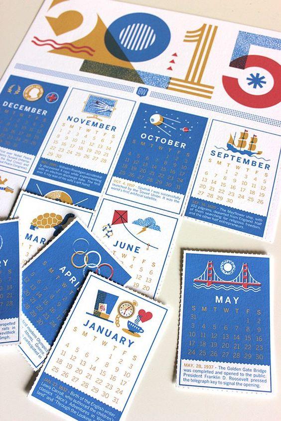 Jasa Desain Kalender Berkualitas (Poster)