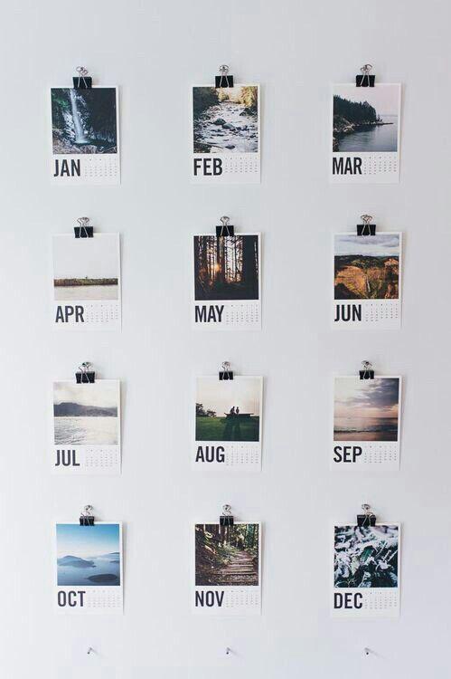 Jasa Desain Kalender Profesional (Portofolio)
