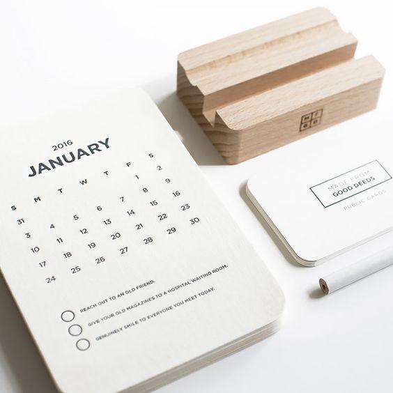 Jasa Desain dan Cetak Kalender Dan Kartu Nama Perusahaan