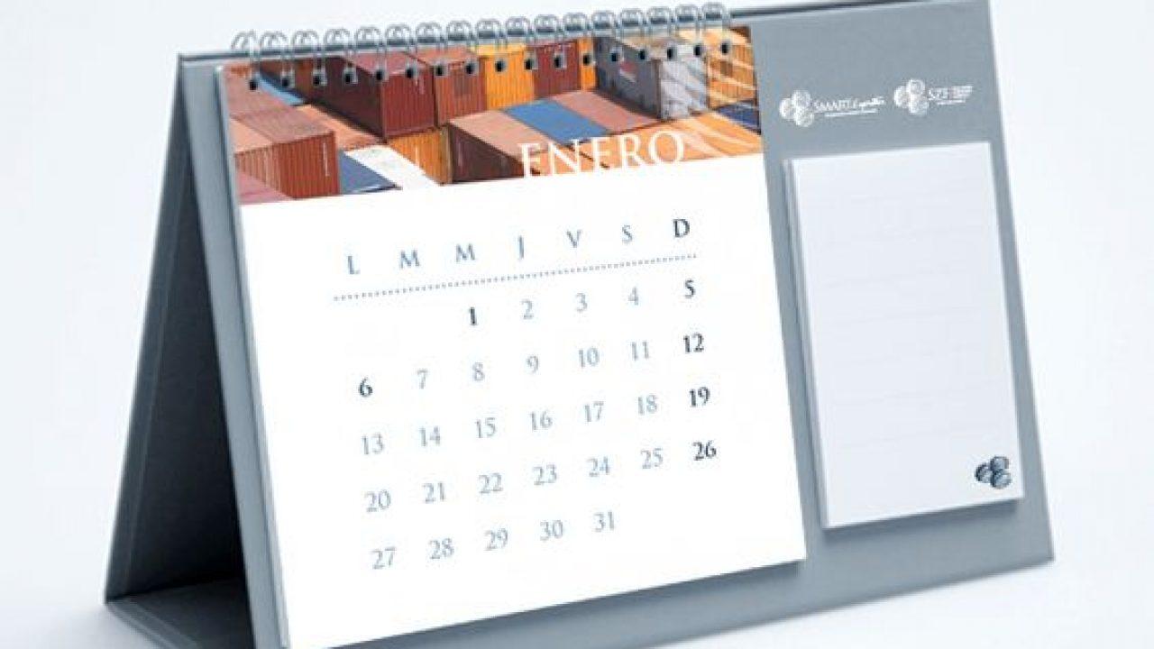 Desain Kalender Unik Dan Menarik 2021 : Kalender Meja ...