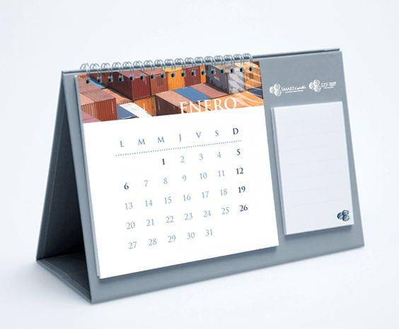 Jasa desain dan cetak kalender 2020