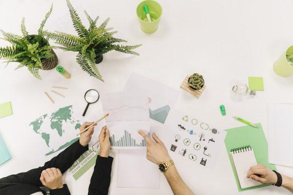 Pembuatan Desain Laporan Berkelanjutan (Sustainability Report)