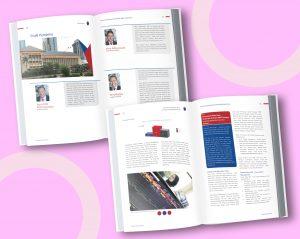 Annual Report Yayasan Kesejahteraan Karyawan Bank Indonesia