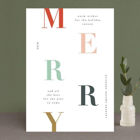 Jasa Desain Kartu Ucapan Natal Dan Tahun Baru 2019/2020