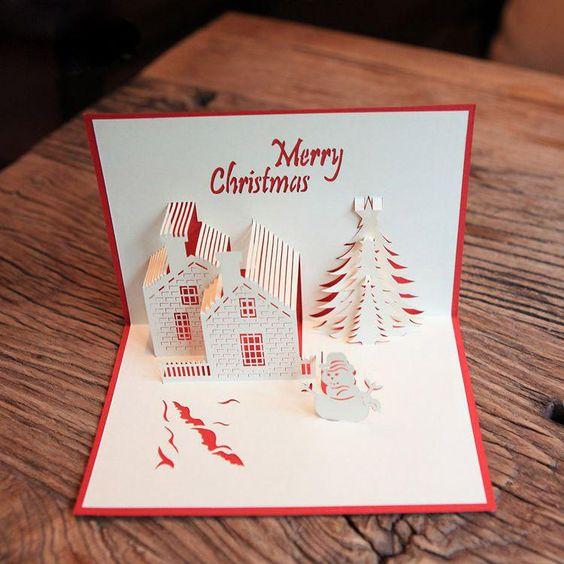 Jasa Desain Kartu Ucapan Natal dan Tahun Baru by Sooca