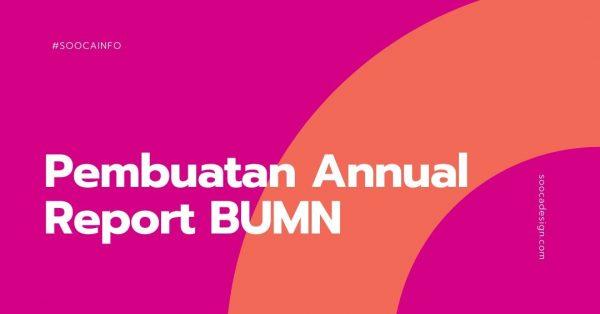 Pembuatan Annual Report BUMN