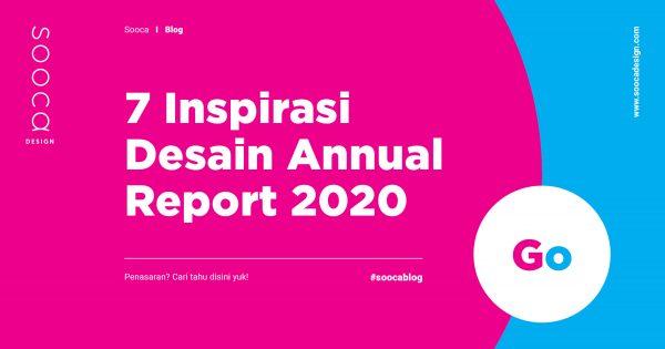 7 Inspirasi Desain Annual Reportt 2020