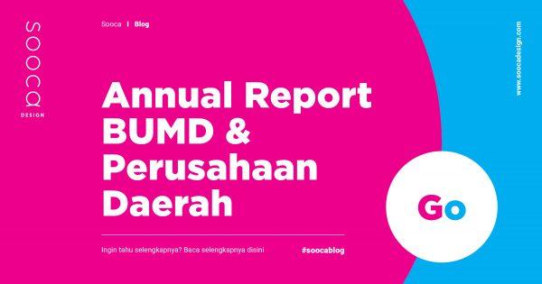 Pembuatan Annual Report BUMD dan Perusahaan Daerah