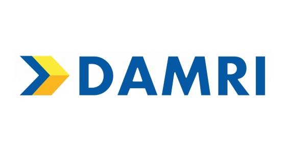 logo baru damri