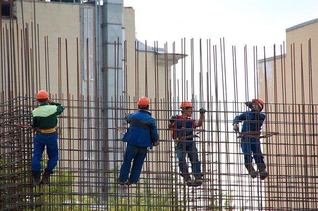angka kecelakaan kerja & k3 konstruksi