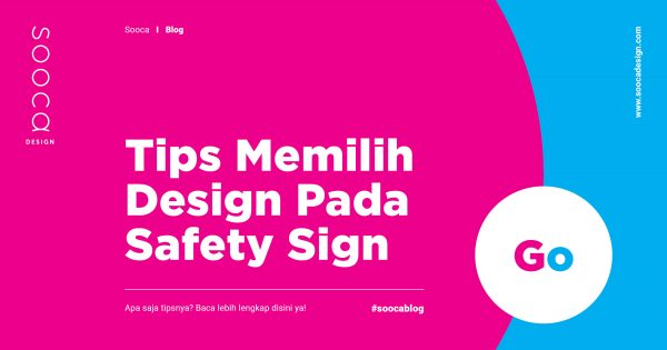jasa design safety sign