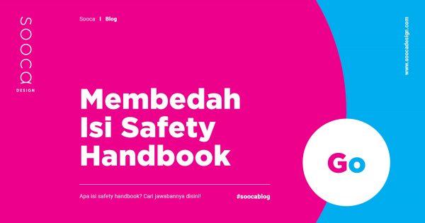 jasa pembuatan safety handbook
