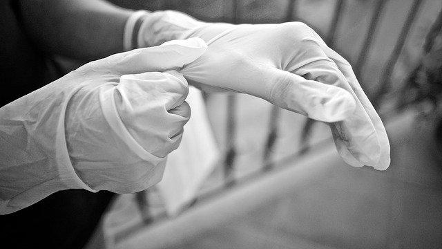 panduan perawatan pelindung tangan atau safety hand gloves