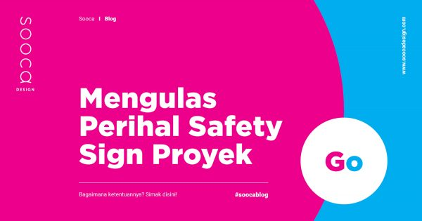 safety sign proyek