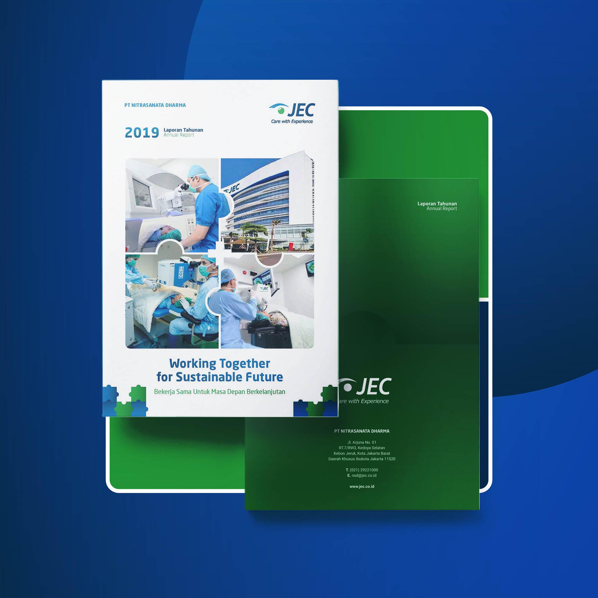 Annual report JEC 2019