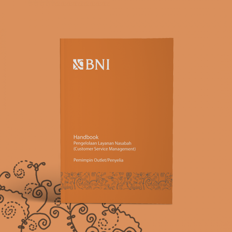 Handbook Customer Service Management BNI