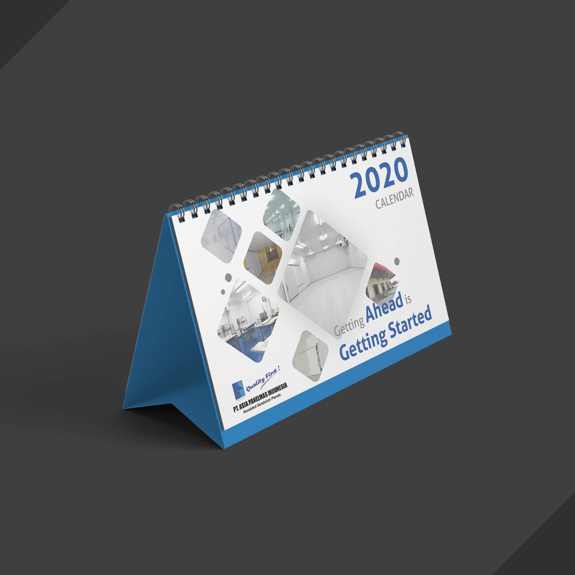 Kalender PT Asia Panelmas Indonesia 2020