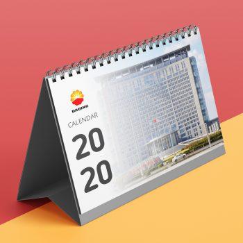 1. Kalender PT Daqing Citra Petroleum Technology Services 2020