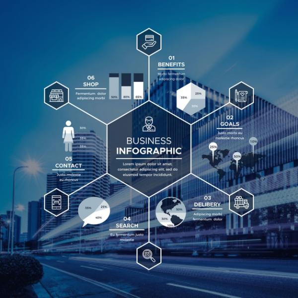Jasa pembuatan company profile perusahaan infrastruktur