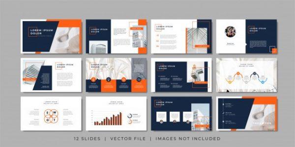 desain company profile perusahaan peternakan