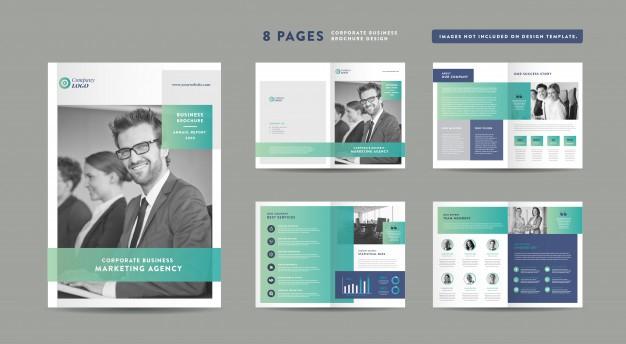 jasa desain company profile perusahaan SDM