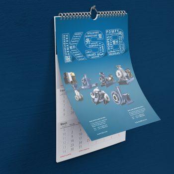 Kalender PT KSB Indonesia Tahun 2019