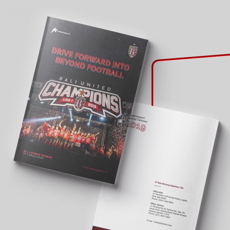 Annual Report PT Bali Bintang Sejahtera Tbk 2019