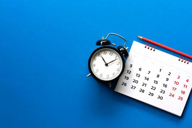 Contoh Desain Kalender Bisnis Manufaktur