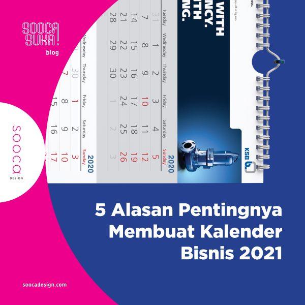 Pentingnya Pembuatan Kalender Bisnis 2021