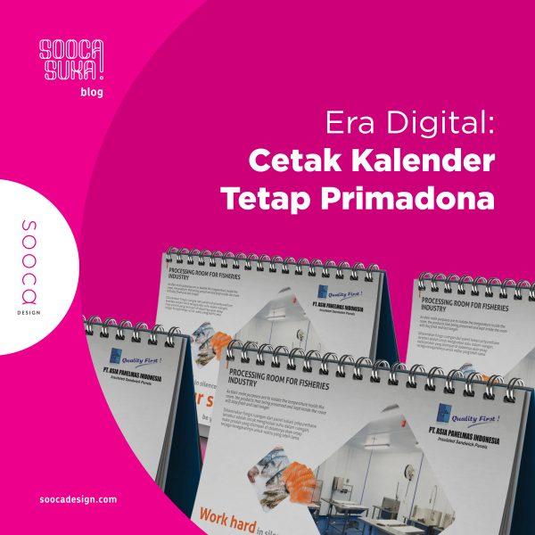 cetak kalender bisnis dari jasa pembuatan kalender Semarang